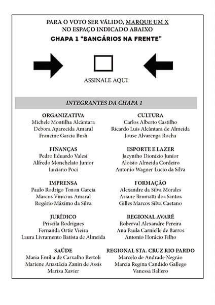 Eleições Do Sindicato Votação Ocorre Nos Próximos Dias 16